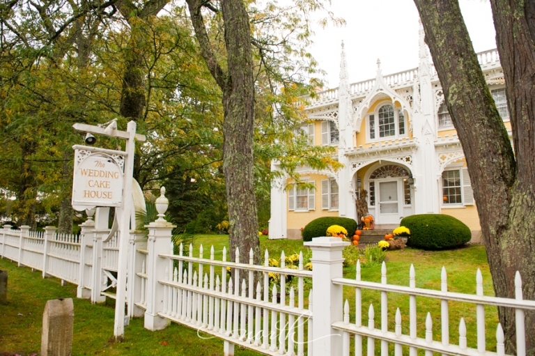 The Wedding Cake House Kennebunk Maine