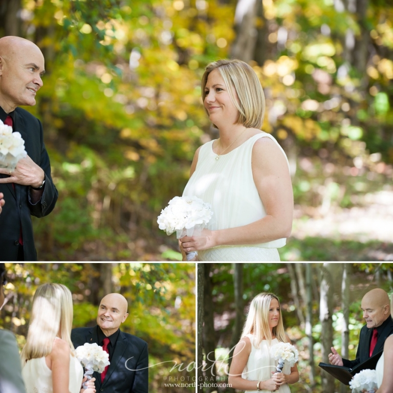 Greg The Officiant And Proprietor At Moose Meadow Lodge Really Knows How To Add A Personal Touch Things